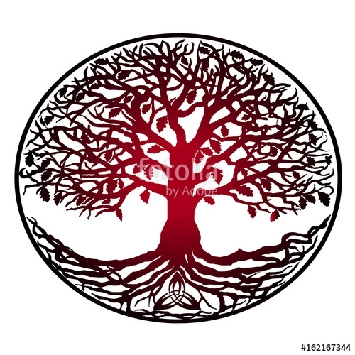 500x500 Sketch Of Tattoo Tree Of Life