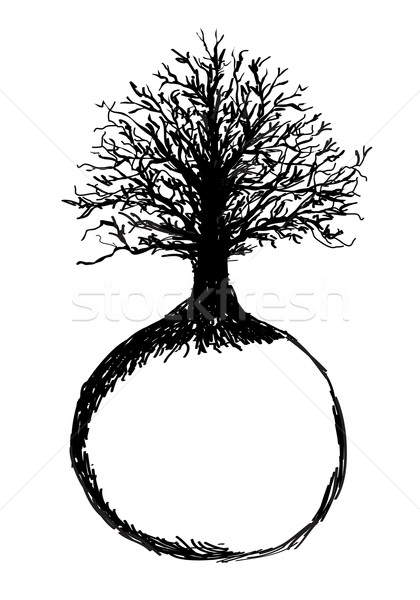 420x600 Tree Of Life Vector Illustration Lana Novko (Allegro) ( 336340