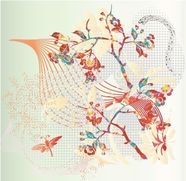 373x363 Adobe Illustrator Tree Plan Free Vector Download (223,531 Free