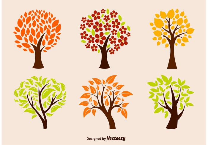700x490 Eco Tree Vectors