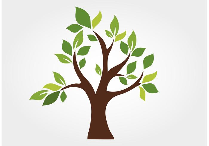700x490 Tree Free Vector Art