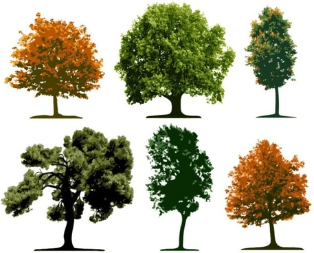 457x368 Tree Free Vector Download (5,186 Free Vector) For Commercial Use