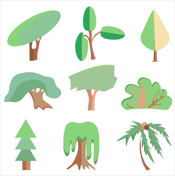 Tree Vector Ai
