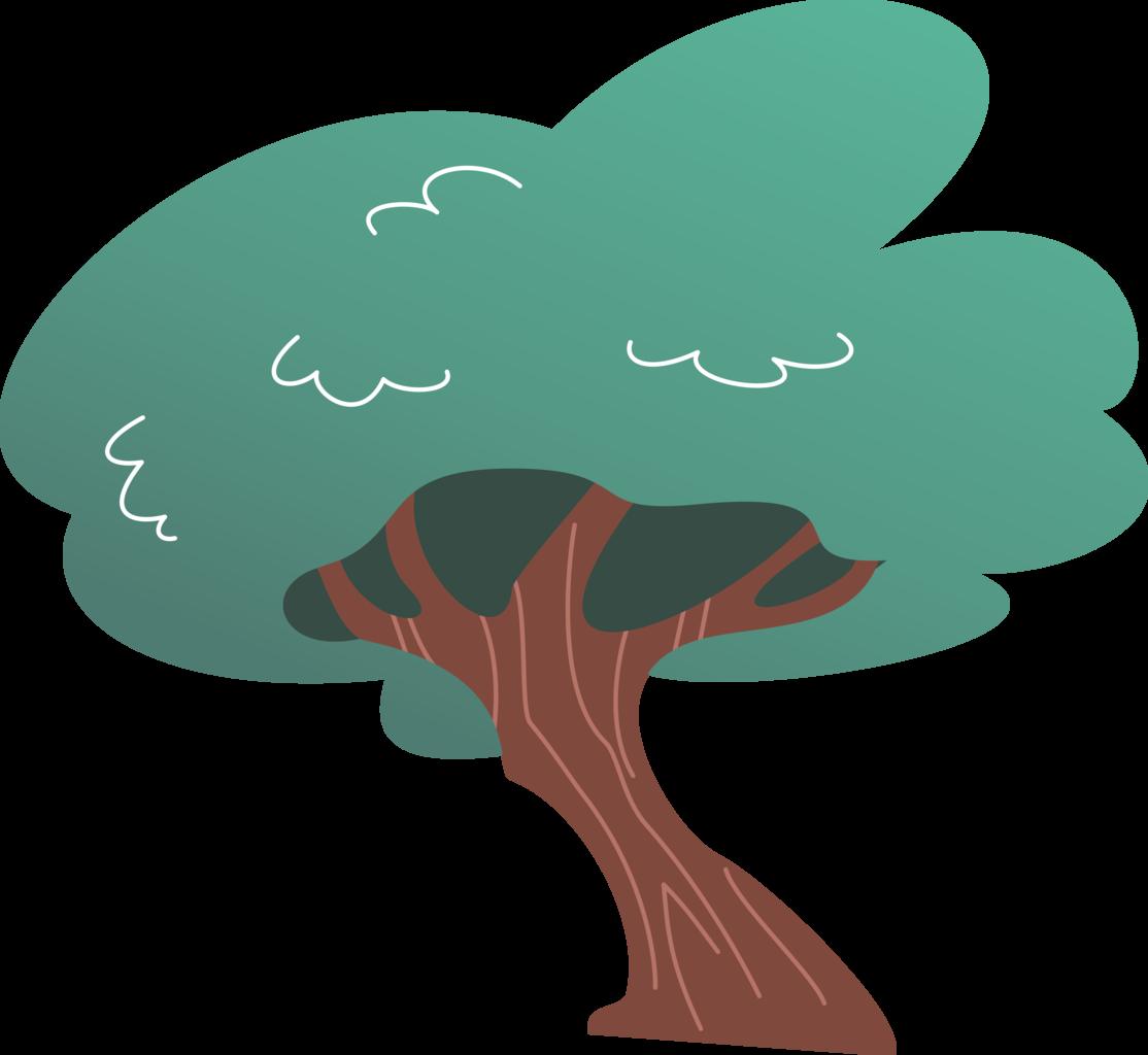 Tree Vector Art