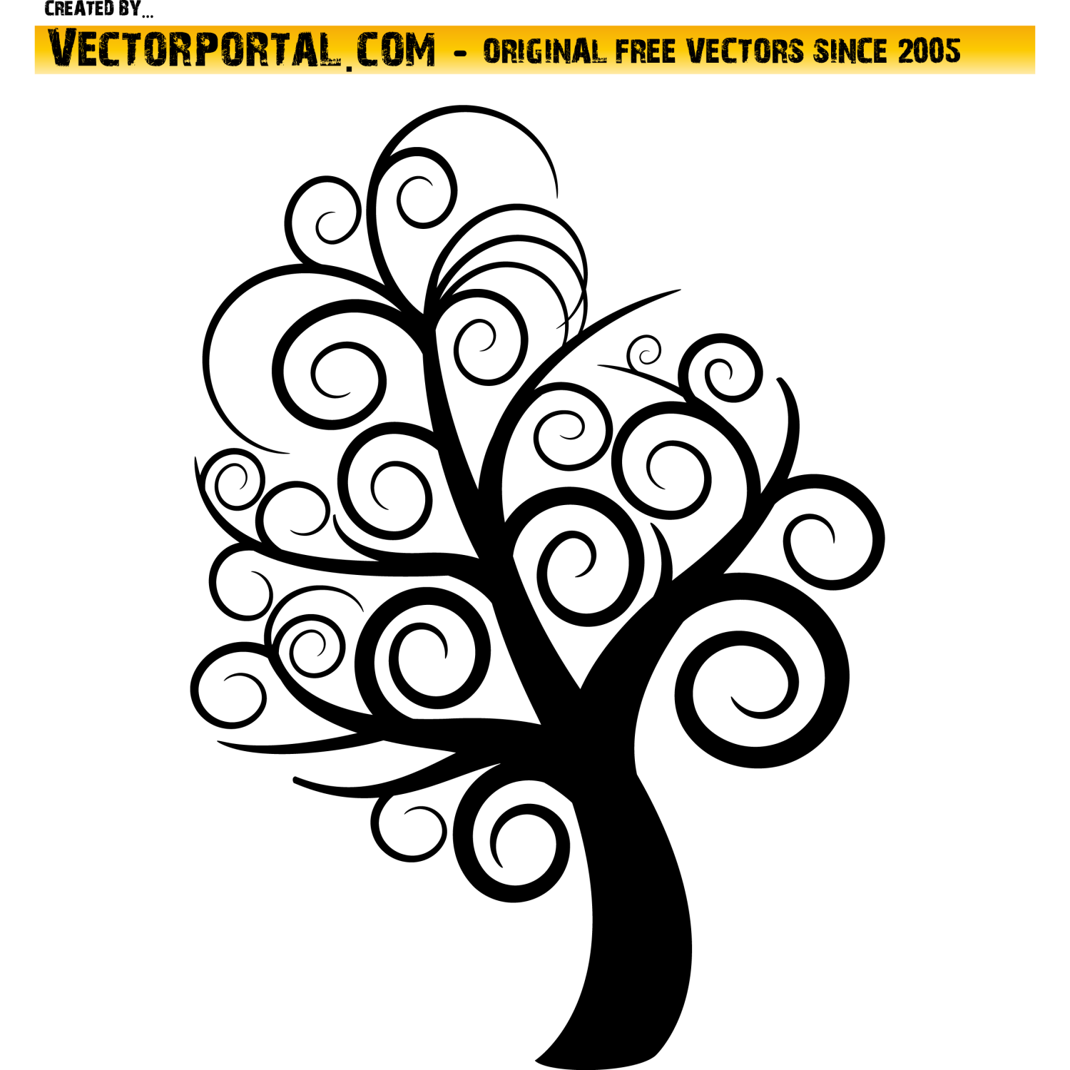 1500x1500 Mermaid Facts And Pictures, Free Tree Vector Art