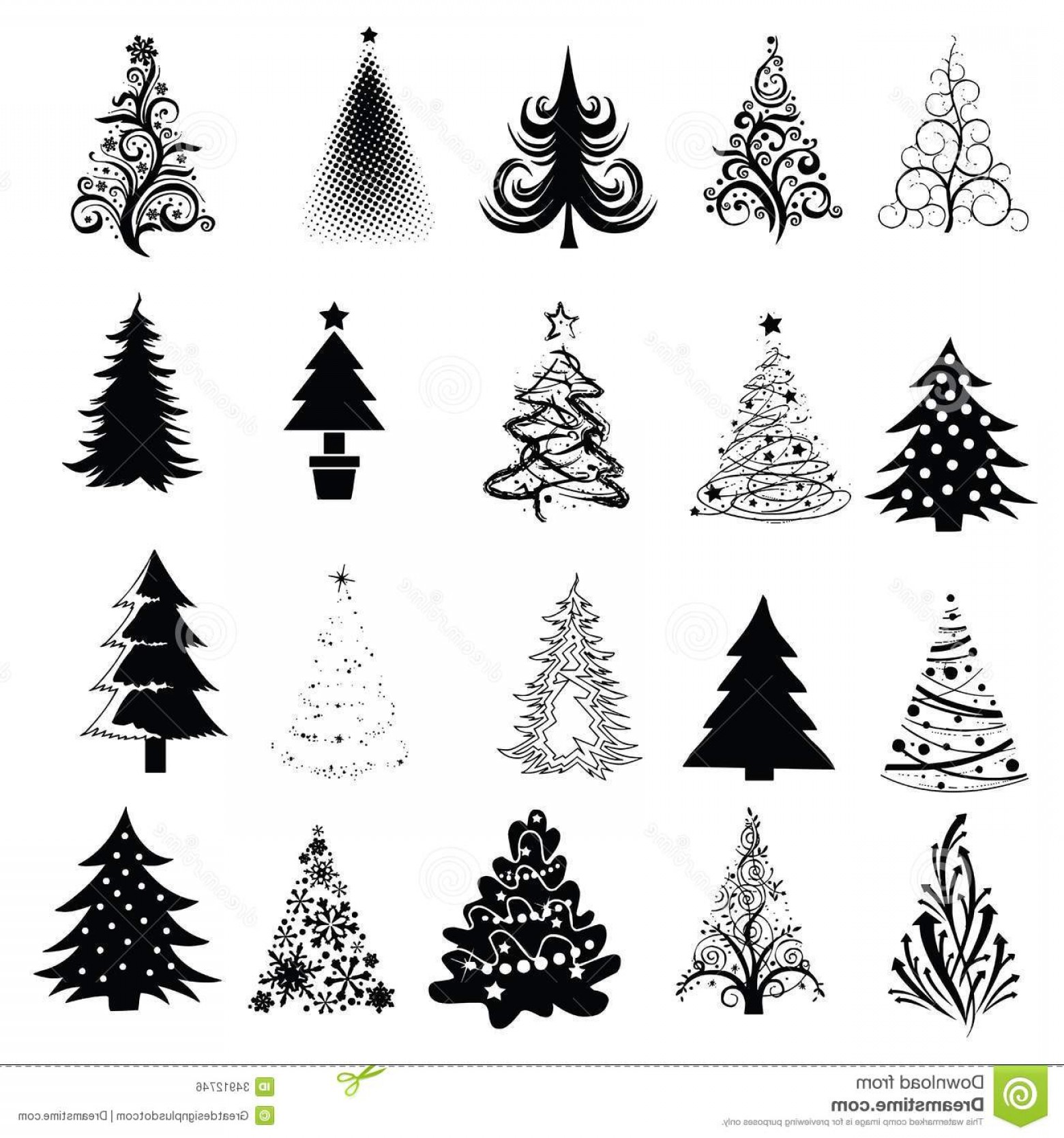 Tree Vector Art Free At Getdrawings Com Free For Personal Use Tree