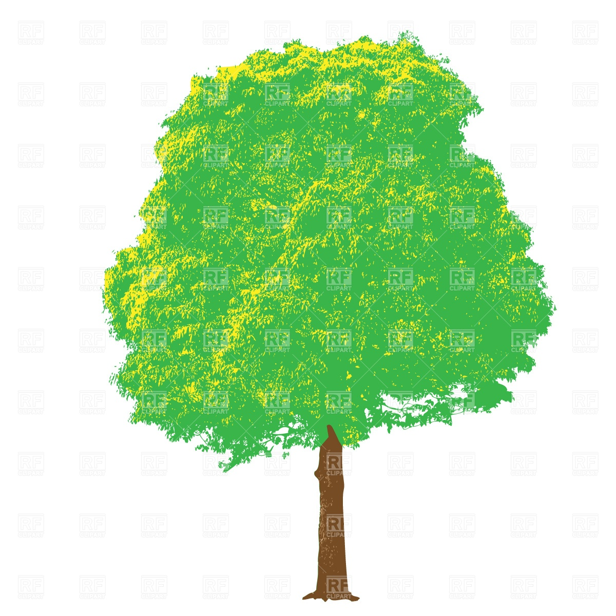 1200x1200 Foliage Tree Free Vector Image Vector Artwork Of Plants And