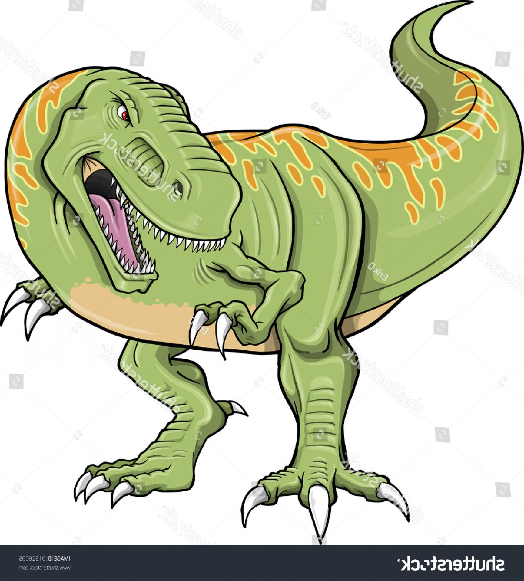 1730x1920 Tyrannosaurus Dinosaur Trex Vector Illustration Art Arenawp