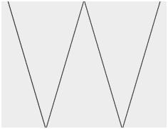 236x182 Triangle Pendant Template Unique Pin Triangle Flag Outline Clip