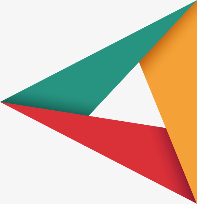 650x671 Color Puzzle Triangle, Color Vector, Puzzle Vector, Triangle