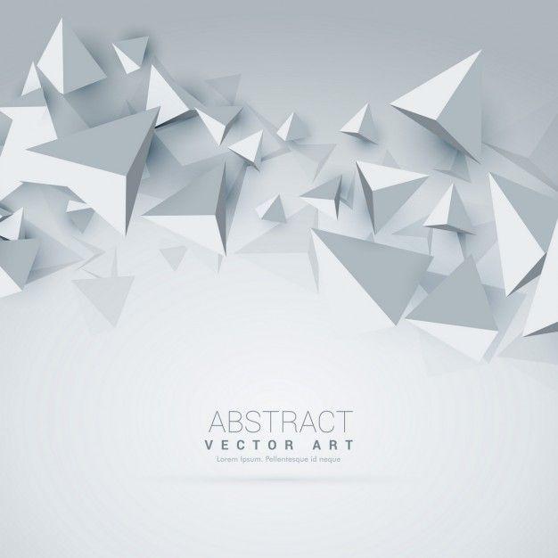 626x626 Abstrato 3d Formas Fundo Design Layout