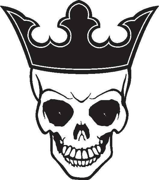 528x597 Tattoo Tribal Skull Vector Art Tattoo S Skull Clipart