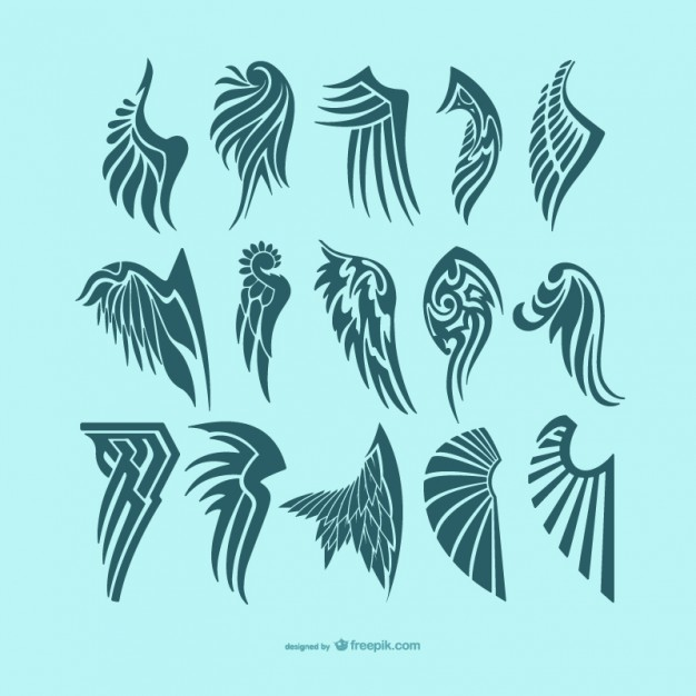 626x626 Tribal Wings Vectors, Photos And Psd Files Free Download