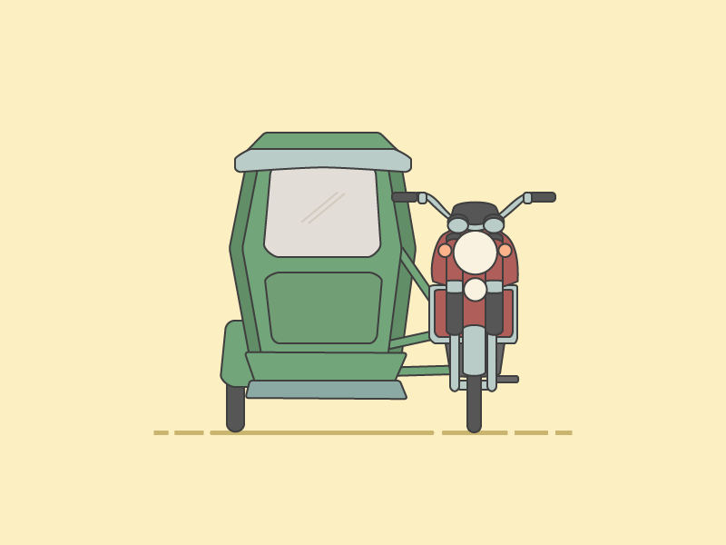800x600 Tricycle Clipart Philippine