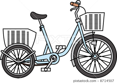 450x320 Tricycle, Vector, Vectors