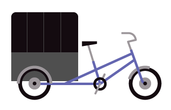 350x225 Collection Of Free Bicycle Vector Tricycle. Download On Ubisafe