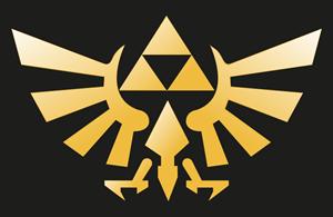 300x195 The Legend Of Zelda(Triforce) Logo Vector (.eps) Free Download