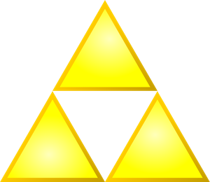 300x260 Triforce Logo Vector (.eps) Free Download
