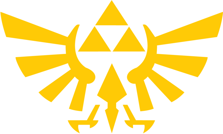 900x540 Triforce Vector By Raynebowdash7