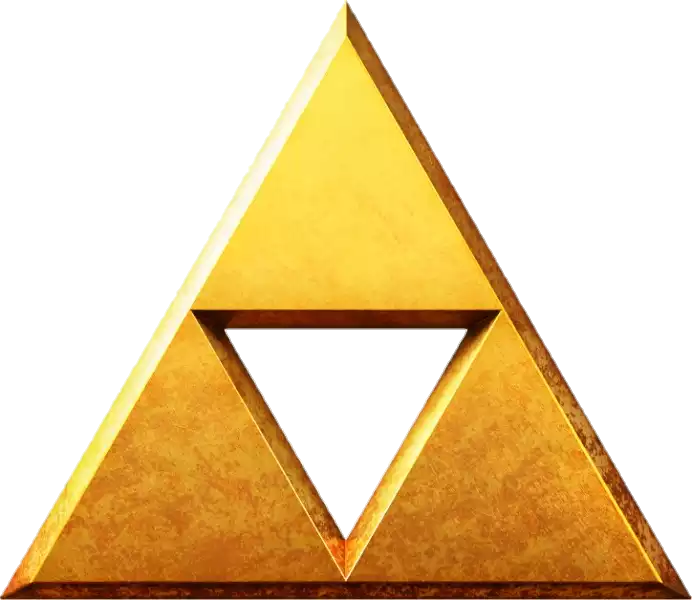 692x600 Collection Of Free Triforce Transparent Jpeg. Download On Ubisafe