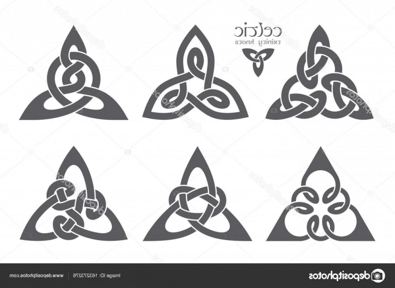 1228x895 Stock Illustration Vector Celtic Trinity Knot Part Sohadacouri