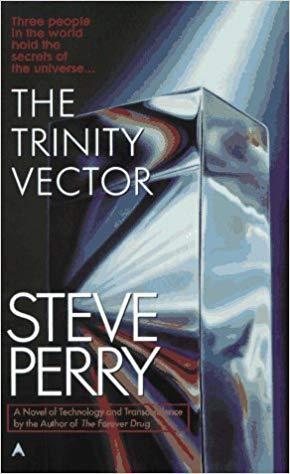 290x474 The Trinity Vector (9780441003501) Steve Perry Books
