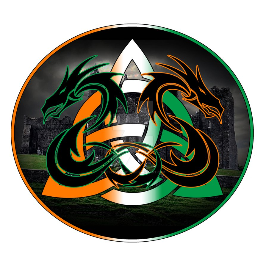 894x894 Vector Trinity Logo Backpatch 3 By Celticdragons