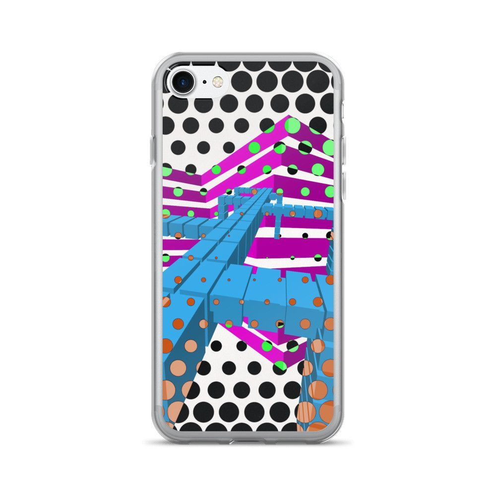 1000x1000 Trippy Vector Polkadot Iphone 77 Plus Case Products