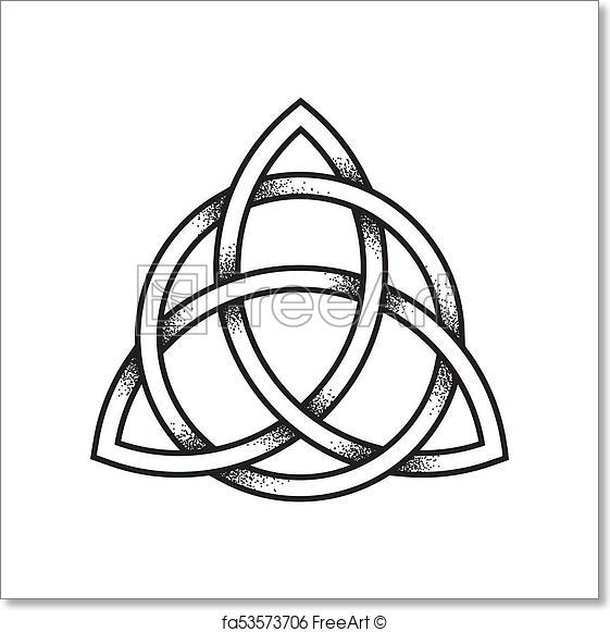 Triquetra Vector at GetDrawings com   Free for personal use