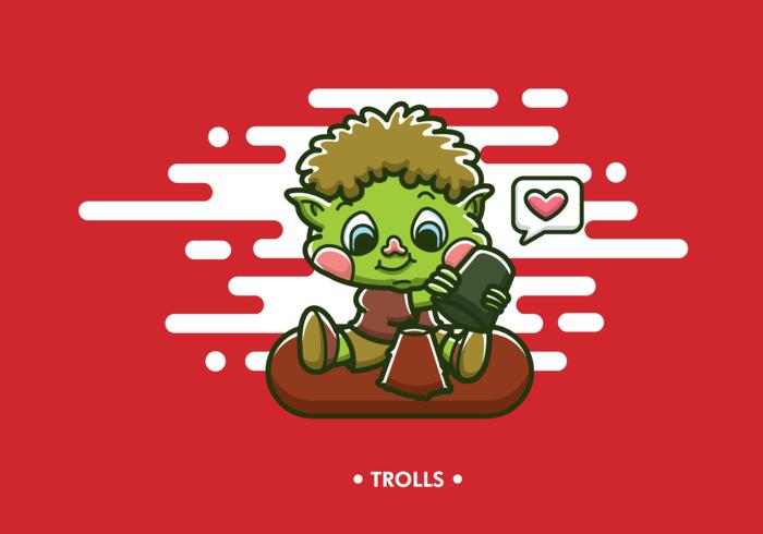 700x490 Trolls Cartoon Vector