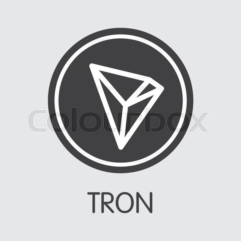 800x800 Tron Blockchain Illustration. Blockchain, Block Distribution Trx