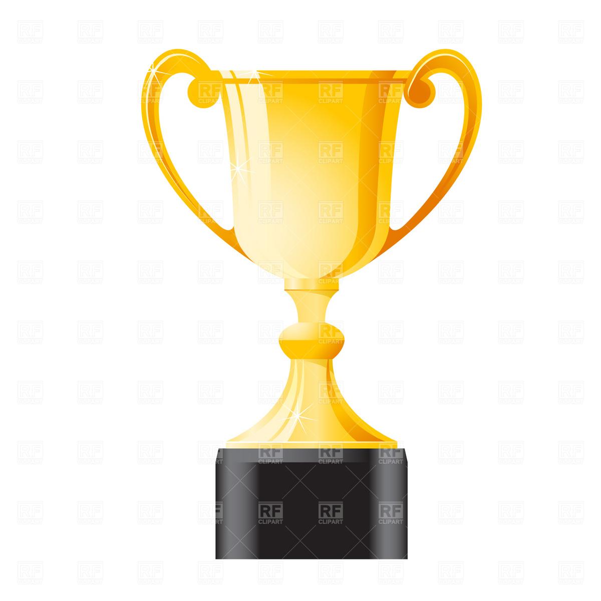 1200x1200 Golden Trophy