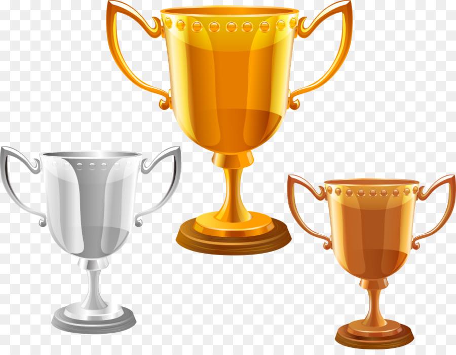 900x700 Trophy Cup Euclidean Vector