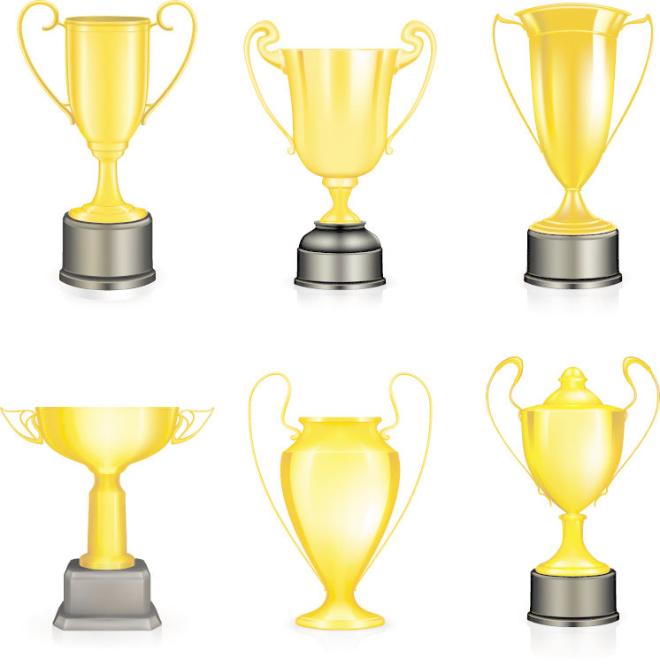 746x753 Trophy Vector Free Download Eps Files