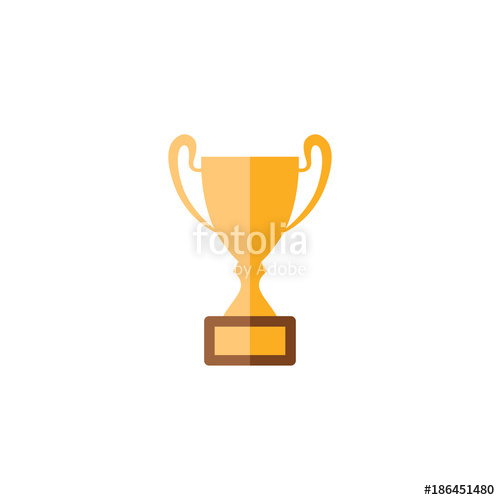 500x500 Trophy Vector Design Stock Image And Royalty Free Vector Files On