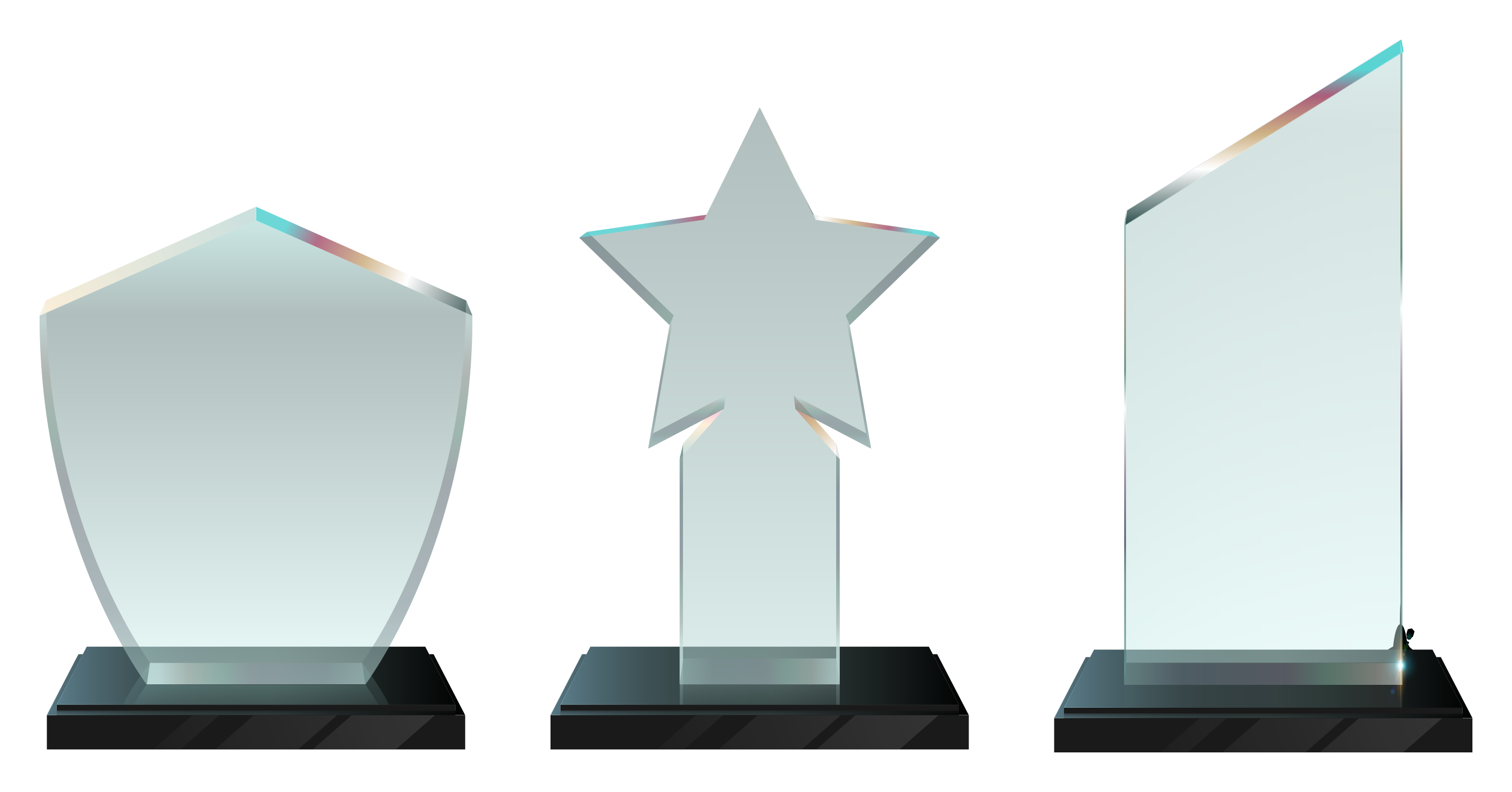 2980x1560 19 Vector Trophy Award Huge Freebie! Download For Powerpoint