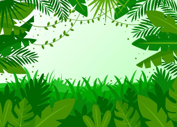 686x490 Tropical Background Vector