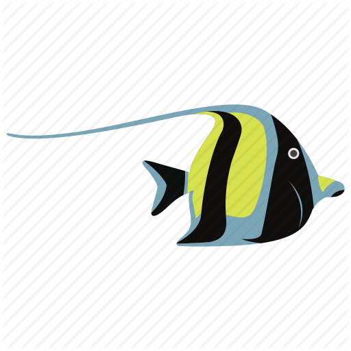 512x512 Fish, Fish Icon, Fish Vector, Koi, Koi Fish, Ocean, Sea, Tropical