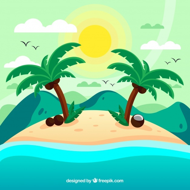 626x626 Island Vectors, Photos And Psd Files Free Download