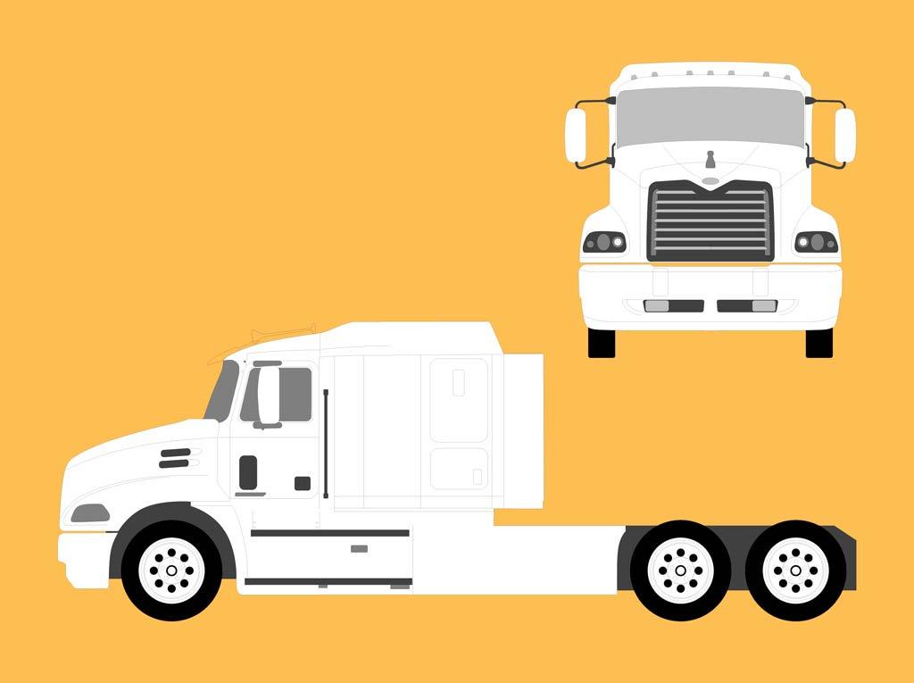 1024x765 Truck Graphics Vector Art Amp Graphics
