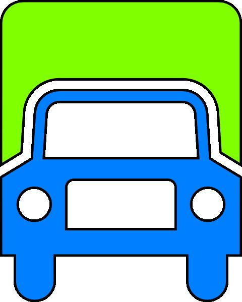480x599 Truck Clipart Vector Front