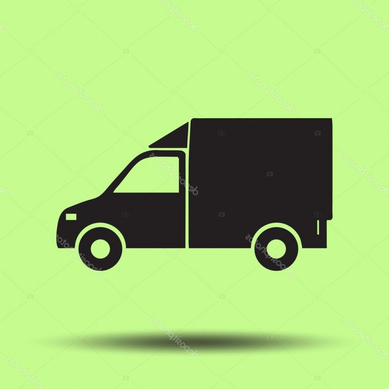 1228x1228 Stock Illustration Big Truck Icon Vector Shopatcloth