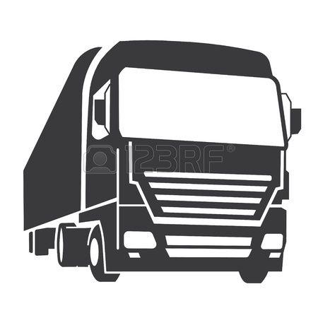 450x450 Truck Icon Car, Truck, Roads Logo Icons, Art