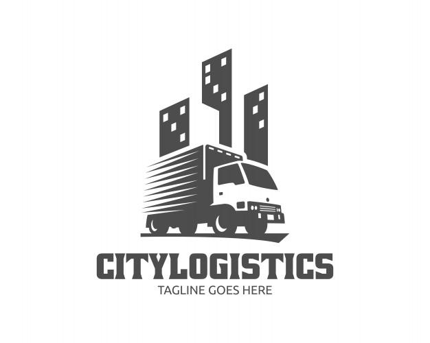 626x500 Truck Logo Vector Premium Download