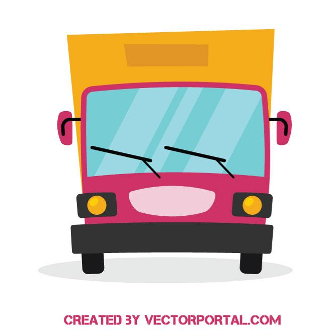 660x660 Free Truck Vectors 127 Downloads Found