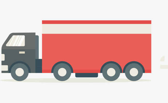 650x400 Large Trucks Vector, Express Car, Car, Truck Png And Vector For