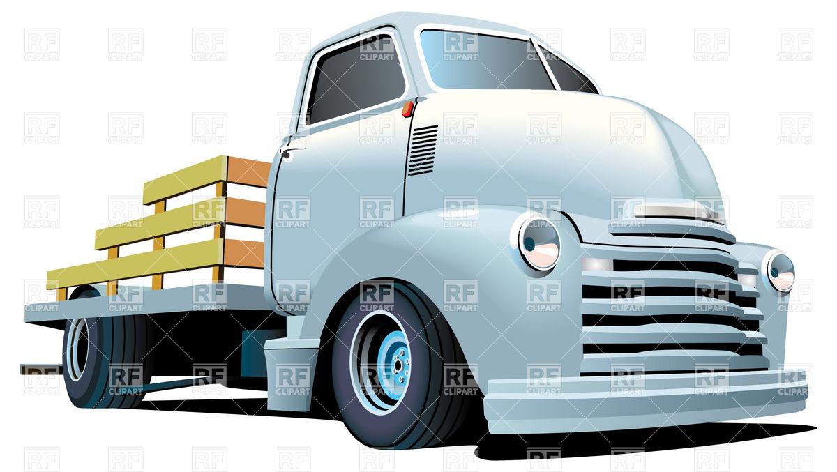 1200x677 Vintage Truck Vector Image Vector Artwork Of Transportation