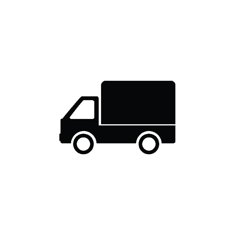 800x800 Delivery Van, Construction, Transportation, Transport Truck Vector