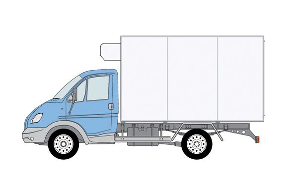 Truck Vector Free