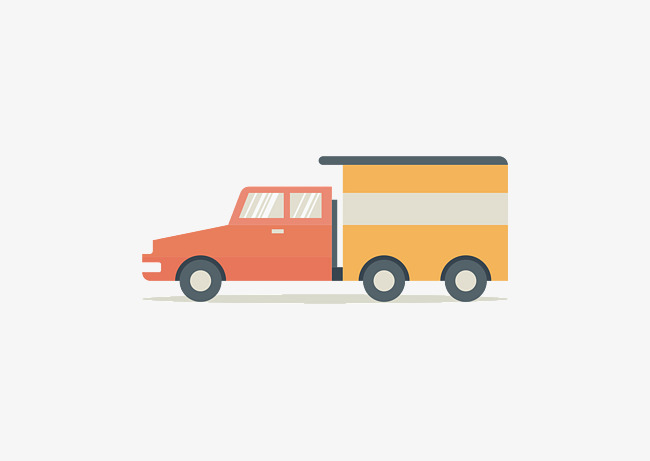 650x461 Truck Vector, Truck, Express Car Png And Vector For Free Download